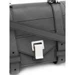 PS1+ Tiny leather tote, Grey