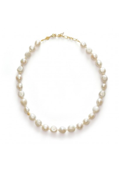 STELLAR PEARLY NECKLACE