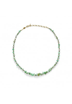 REEF NECKLACE SEA GREEN